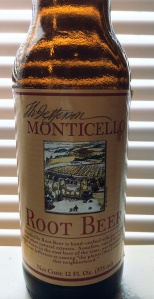 Mr. Jefferson Monticello Root Beer